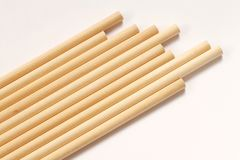 Wooden pencils Royalty Free Stock Photo