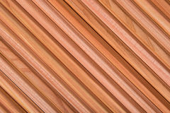 Wooden pencils background Royalty Free Stock Photography