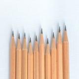 Wooden Pencils Royalty Free Stock Photos