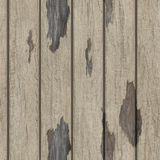 Wooden. Perfectly lit wooden background with weathered wood and ruusty nails Royalty Free Stock Photos