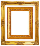 Wooden Photo Frame Royalty Free Stock Photos