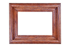 Wooden Picture Frame Stock Photography