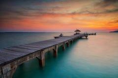 Free Wooden Pier Stock Photo - 81262580