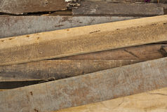 Wooden plank Royalty Free Stock Image