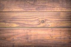 Wooden Slats Background, Brown Grunge High Definition Pattern stock image