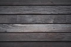 Wooden plank background with copy space royalty free stock photos
