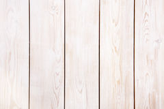 Wooden plank background painted with white paint. Stock Photography