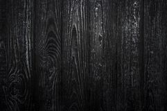 Wooden plank. With black texture and white texture. stock photos