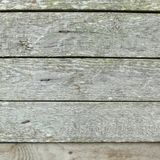 Wooden plank board, Vintage wood background - Old weathered wooden plank in grey color stock image