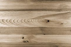 Wooden plank bord flat surface Stock Photo