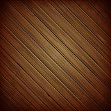 Wooden plank dark background Royalty Free Stock Images