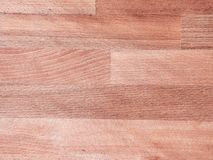 Wooden plank desk table background texture top view. Close up royalty free stock image