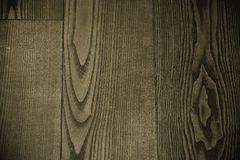 Wooden plank floor Stock Photo