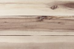 Wooden plank floor, texture of bark wood with old natural patter royalty free stock photography