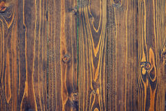 Wooden plank grain texture background Royalty Free Stock Photography