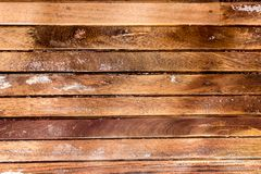 Wooden Plank Grain textured background. stock photography