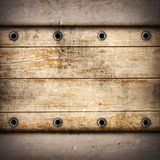 Wooden Plank Stock Image