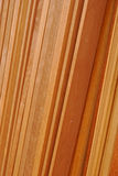 Wooden plank and Skirting boards Stock Images