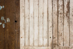 Wooden Plank Surface and Texture Royalty Free Stock Images