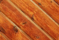 Wooden plank texture Royalty Free Stock Image