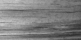 Wooden Plank Texture. Cracked and weathered wooden plank background, texture and wallpaper Stock Image
