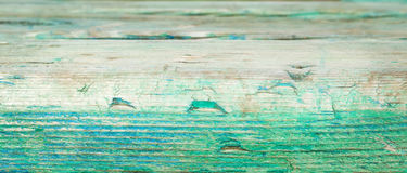 Wooden plank texture. Selected focus. Royalty Free Stock Image