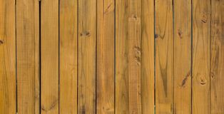 Wooden plank wall background. Wooden vertical plank background royalty free stock image