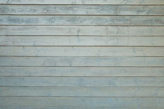 Wooden planking background. Blue-gray color rustic wood wall texture royalty free stock image