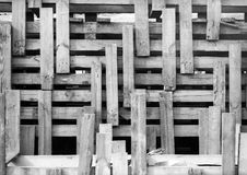 Wooden planks. Royalty Free Stock Photos