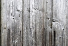 Wooden planks. Close-up of aged wooden discolored planks. Nice background royalty free stock photos