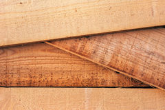 Wooden planks as background Stock Photos