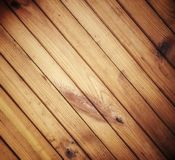 Wooden planks. A background of old wooden planks Stock Images