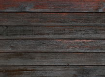 Wooden planks background. Old boards connected as a wall Stock Images