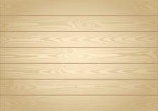 Wooden planks. Background - vector illustration Stock Images