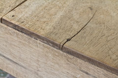 Wooden planks background. Vintage wood texture. Old wooden planks background Stock Image