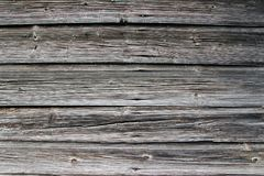 Wooden planks backgrounds. Weathered horizontal wooden planks backgrounds stock photo