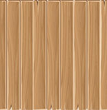 Wooden planks board vector seamless pattern Royalty Free Stock Photos