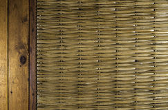 Wooden planks Stock Image
