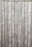 Wooden planks gray. Vertical background. A background with wooden boards of gray. Wallpapers vertical. Visible knots of wood Royalty Free Stock Images