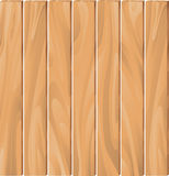 Wooden planks. Illustration of brown wooden planks Royalty Free Stock Photo