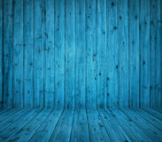 Wooden planks interior stock photos