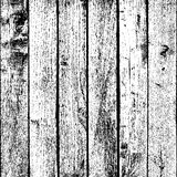 Wooden Planks Overlay Stock Image