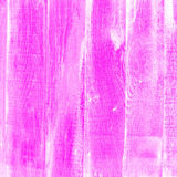 Wooden planks pattern. With pink tones Stock Photography