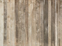 Wooden planks pattern as background Royalty Free Stock Photos