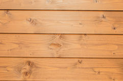 Wooden planks. In Silesian Park Royalty Free Stock Photo