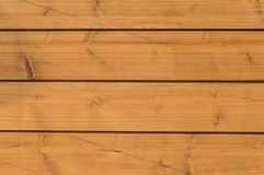 Wooden planks. In Silesian Park Stock Images