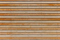 Wooden Planks Texture and Background Stock Photography