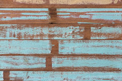 Wooden planks texture with cracked color Paint Stock Photo