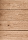 Wooden planks texture oak Stock Image