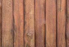 Wooden planks wall for background Stock Images